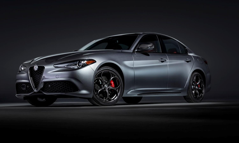 Alfa Romeo Giulia 2020 LAAS