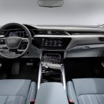 Audi e-tron Sportback diseño interior