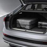 Audi e-tron Sportback maletero