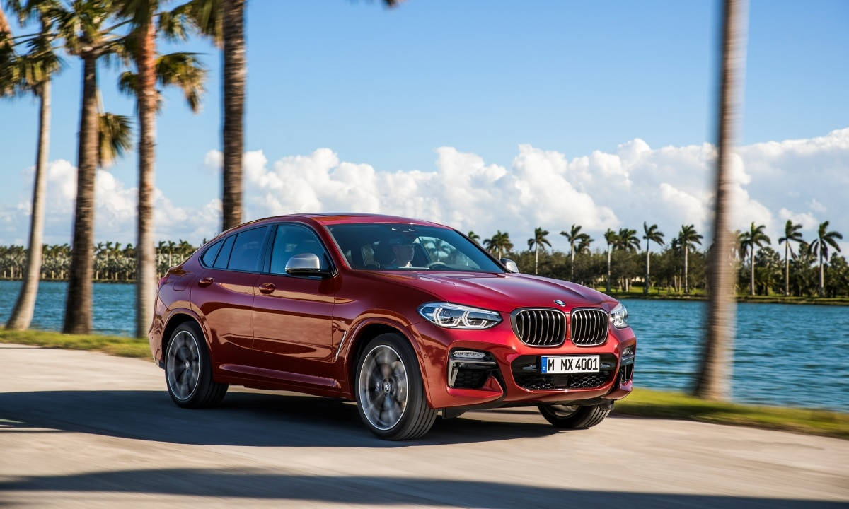 BMW X4 2020 - BMW X8