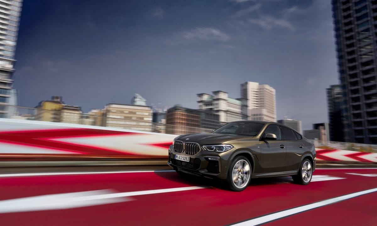 BMW X6 2019 - BMW X8
