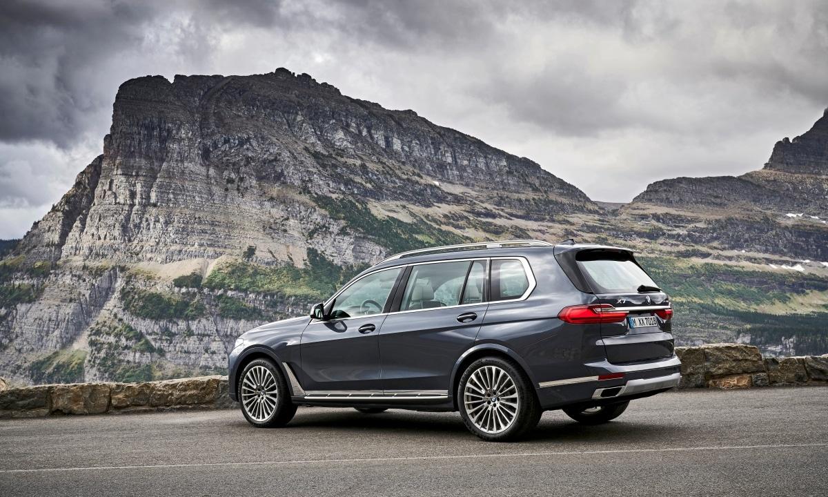 BMW X7 2019 - BMW X8