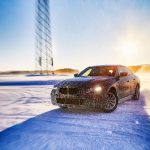 BMW i4 2021 1 winter test
