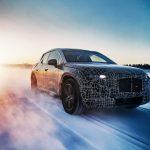 BMW iNEXT 0 winter test