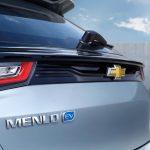 Chevrolet Menlo EV rear
