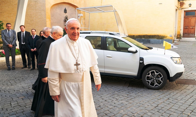 Dacia Duster 4x4 Santo Padre