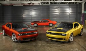 Dodge Challenger 50th Anniversary LAAS 2019