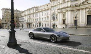 Ferrari Roma 2020 front