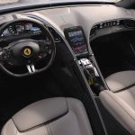 Ferrari Roma 2020 inside