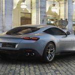 Ferrari Roma 2020 rear