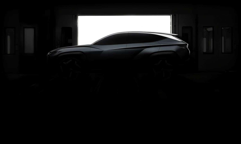 Hyundai Vision teaser Los Angeles Auto Show 2019
