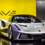 Lotus Evija - Guangzhou Auto Show