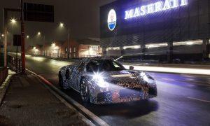 Maserati MMXX - Maserati M240 spy photo