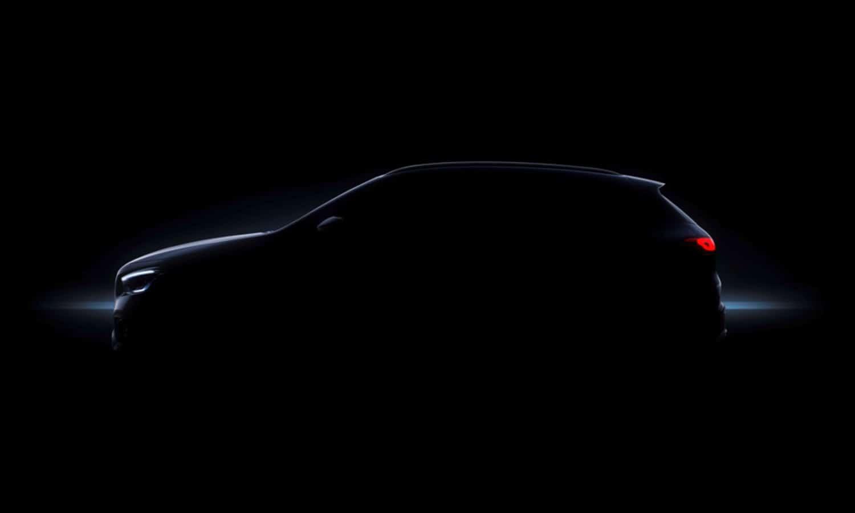 Mercedes-Benz GLA 2020 teaser