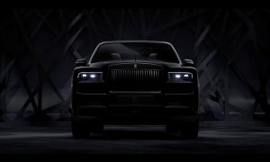 Rolls Royce Cullinan Black Badge 2019