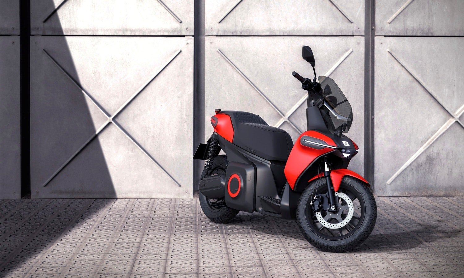 Seat eScooter Concept 2019