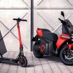 Seat eScooter Concept 2019 vs Seat e-Kickscooter