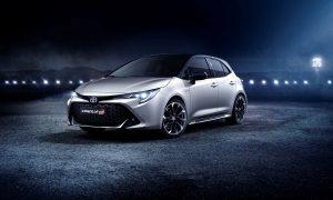 Toyota Corolla GR-SPORT 2019 front