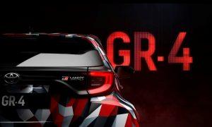 Toyota GR Yaris teaser
