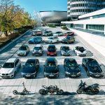Vehíuculos eléctricos Grupo BMW