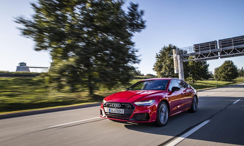 Audi A7 Sportback 55TFSIe PHEV