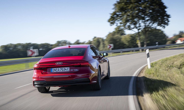 Audi A7 Sportback 55TFSIe híbrido enchufable