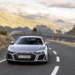 Audi R8 RWS Coupé dinámica