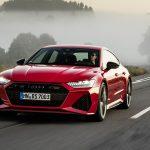 Audi RS 7 Sportback dinámica delantera