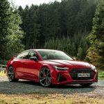 Audi RS 7 Sportback perfil