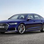 Audi S8 perfil delantero