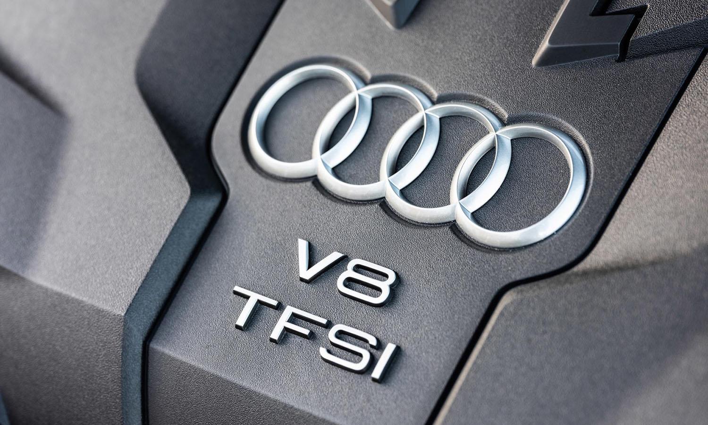 Audi S8 motor V8 4.0 571 CV