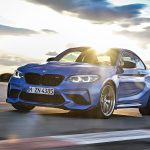 BMW M2 CS dinámica