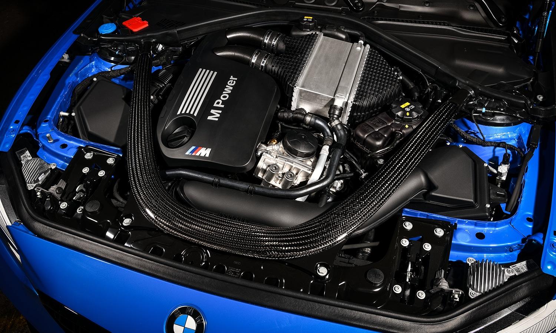 BMW M2 CS motor 450 CV