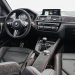 BMW M2 CS interior