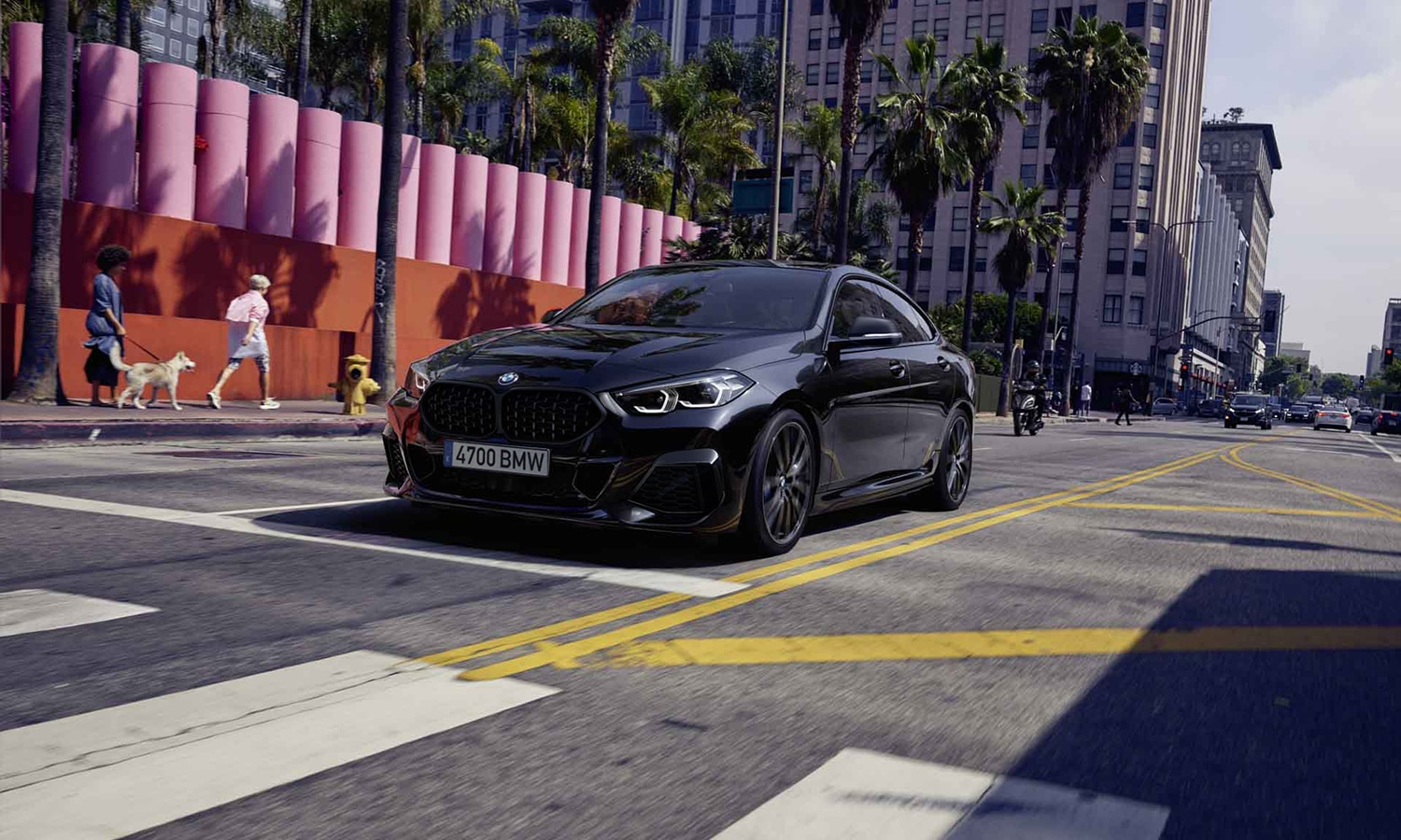 BMW Serie 2 Gran Coupé Black Shadow Edition