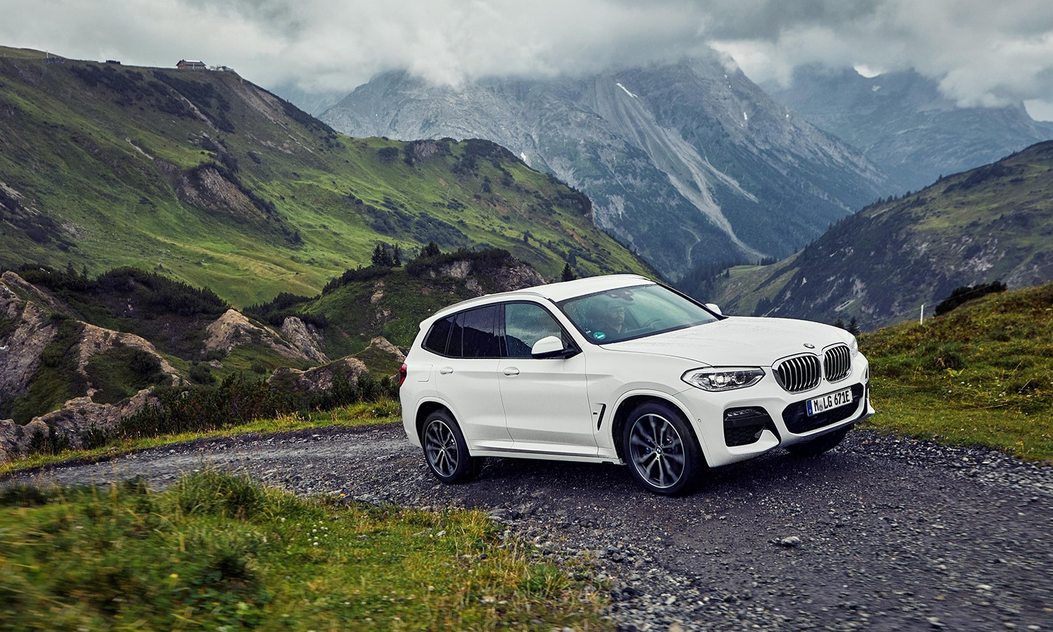 BMW X3 xDrive30e híbrido enchufable