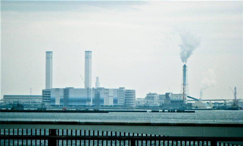 El calentamiento global se debe en parte a la industria