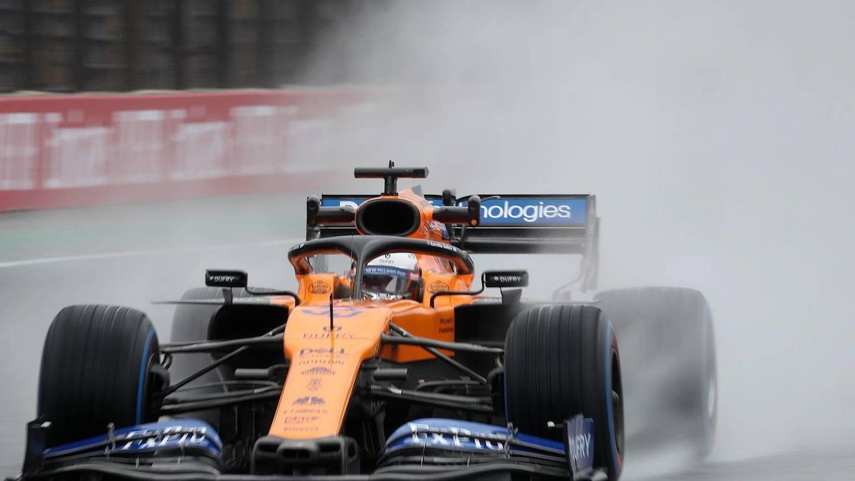 Sainz en el GP de Brasil: F1 2019