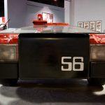 Parachoques del coche de policía de la Películo Blade Runner de 1982