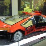 Coche de policía de la Películo Blade Runner de 1982