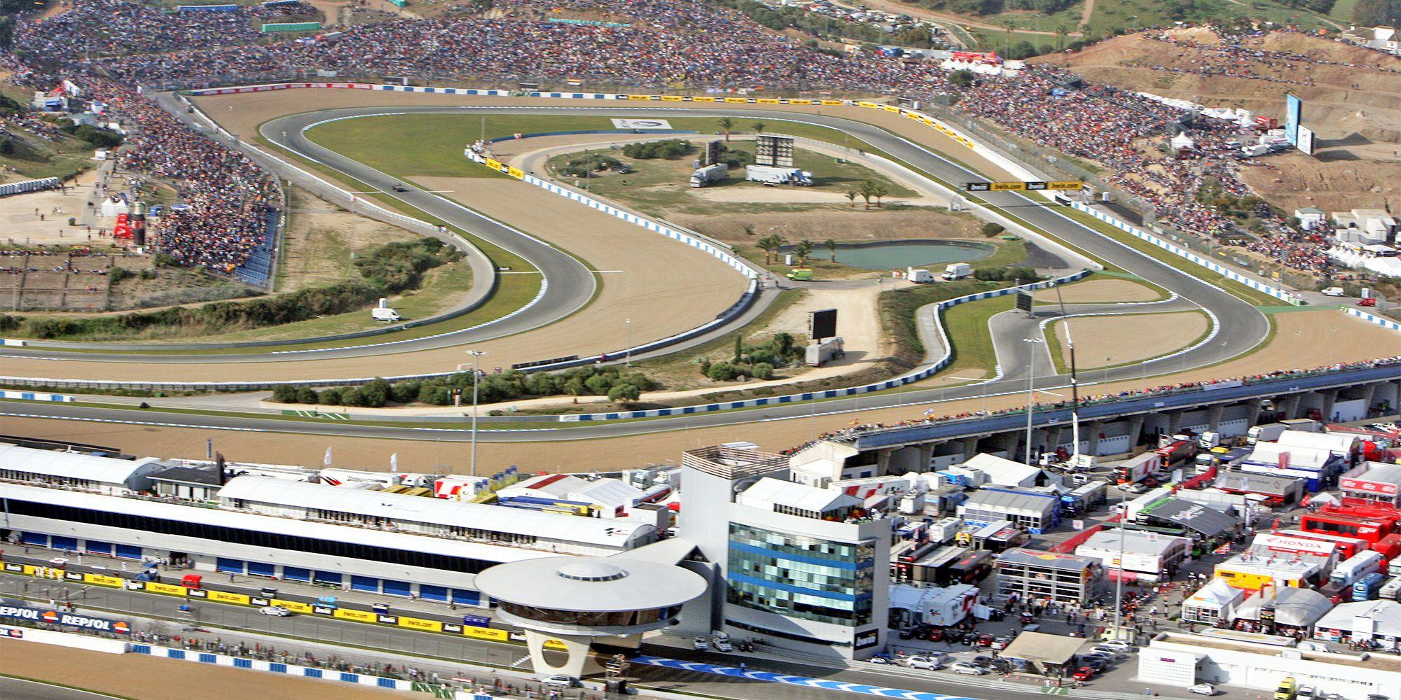 GP de España de F1 en Jerez