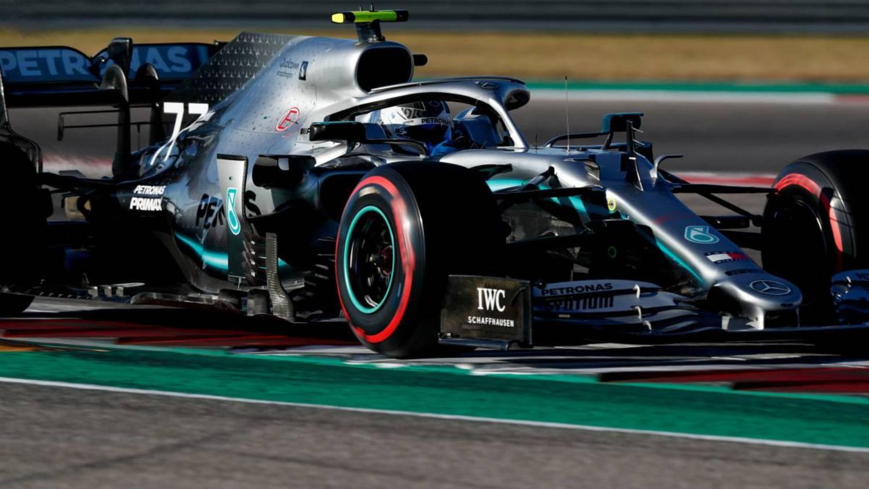 Hamilton 6 campeonato F1 2019
