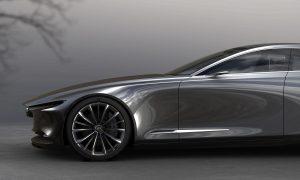 Morro del Mazda Vision Coupe como antecedente del posible RX-9