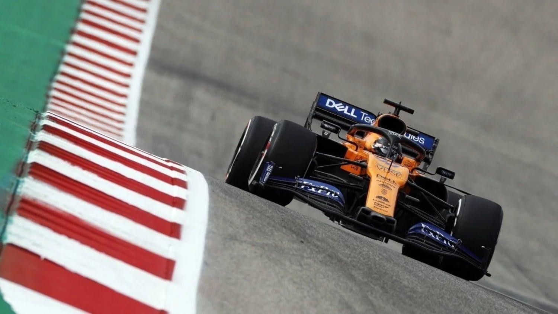 McLaren F1 2019