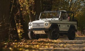 Mercedes Clase G Wolf de EMC
