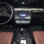 Interior de Mercedes Clase G Wolf de EMC
