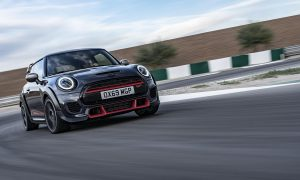 MINI Cooper John Cooper Works GP frontal