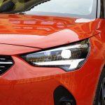 Opel Corsa faro de LED