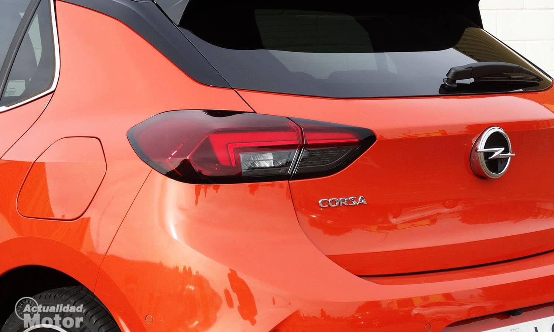 Opel Corsa piloto trasero de LED
