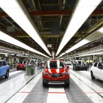 Fábrica Opel en Zaragoza